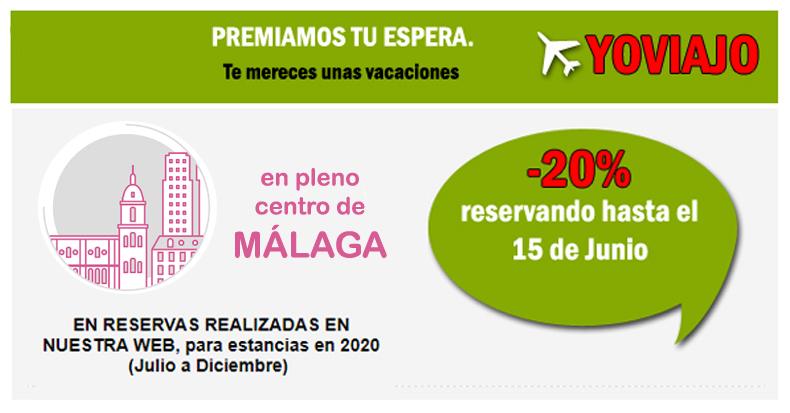 Descuento Vacaciones Málaga